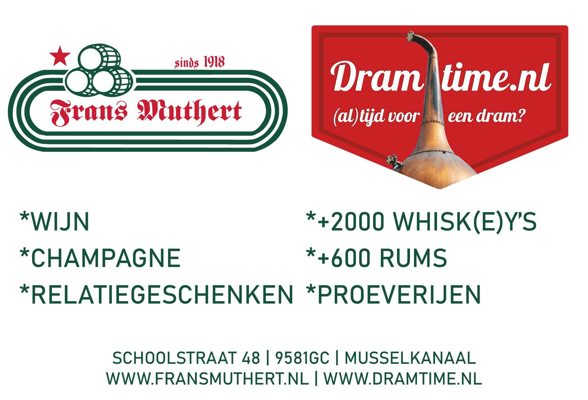 Frans Muthert sponsor